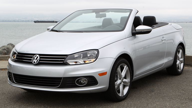VW EOS Pictures Gallery