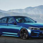 2017 BMW 5 Series M5