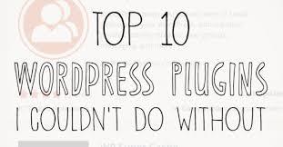 top 10 wp plugins