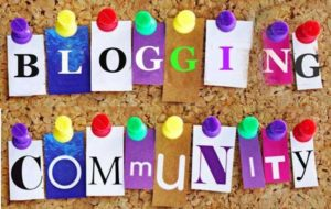 best blogging community