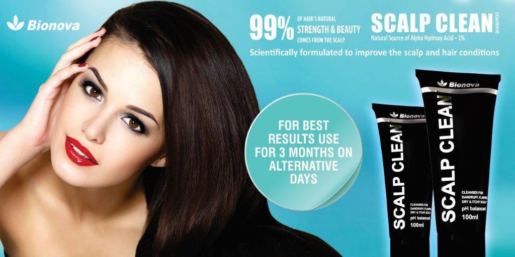 bionova anti-dandruff shampoo